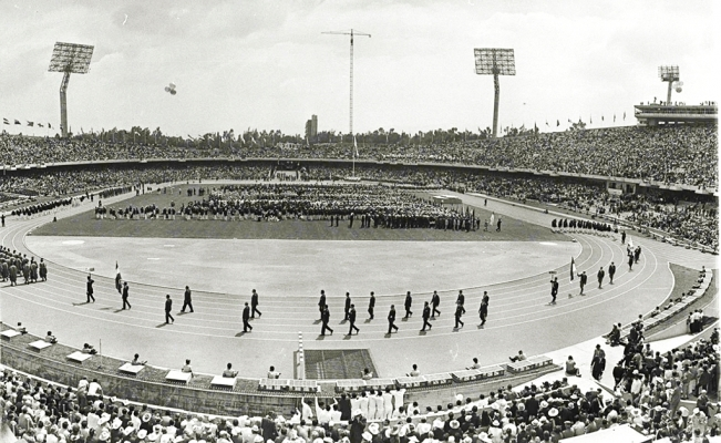 Mexico launches TV series about the 1968 Olympic Games