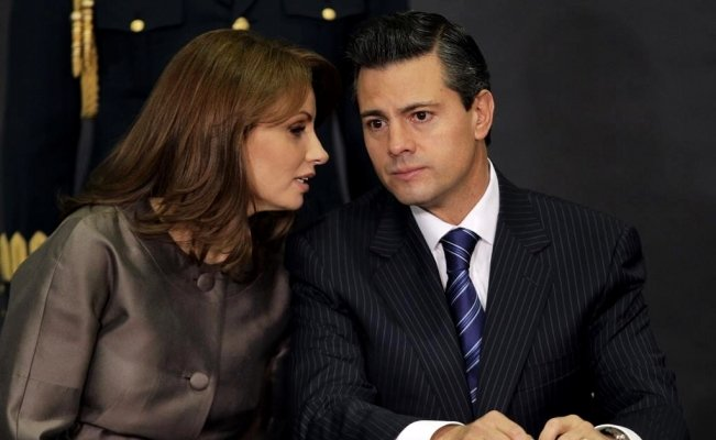 President Peña Nieto and Angélica Rivera file for divorce