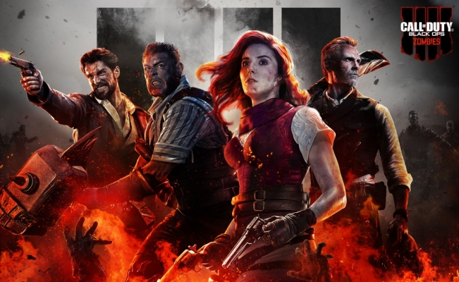 Call of Duty Black Ops 4 - Zombies