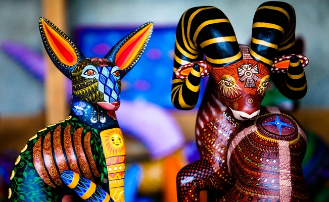 "Everything you need to know about Mexican ""Alebrijes"""