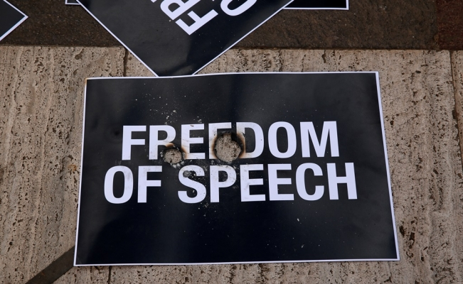 Journalism and freedom of speech are threatened across the world