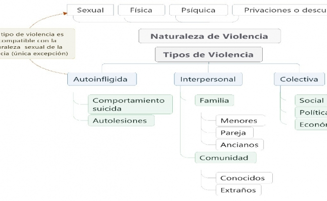 Aspectos conceptuales de la violencia familiar y sexual