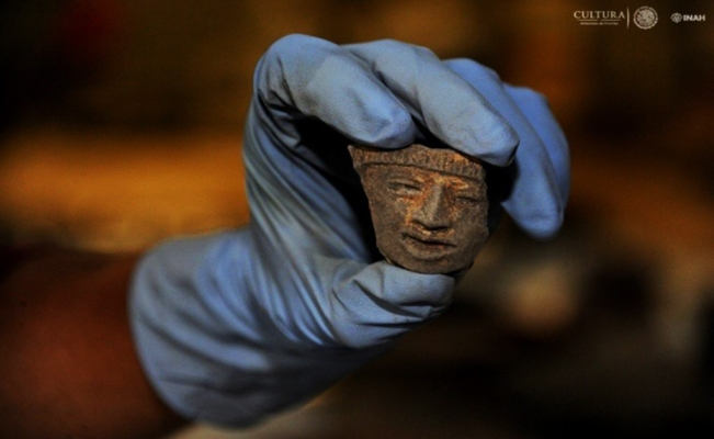 Pre-Hispanic burial discovered in Coyoacán