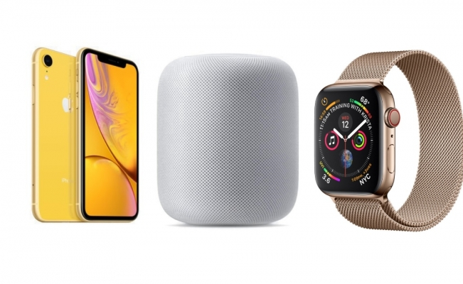 iPhone Xr_HomePod_Apple Watch 4 México