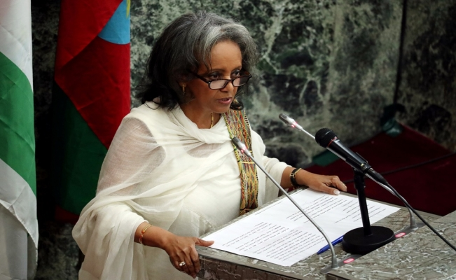 Sahle-Work Zewde appointed Ethiopia's first female president