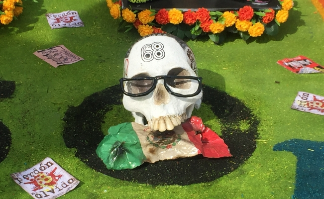 Tlatelolco 68: Remembering the oppressed