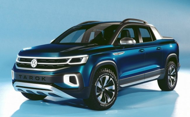 La nueva pick-up de Volkswagen