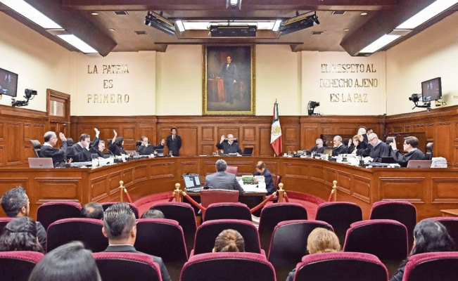 Mexico Supreme Court overturns security law