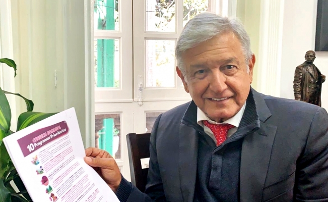AMLO to hold new referendum on 10 key policy proposals
