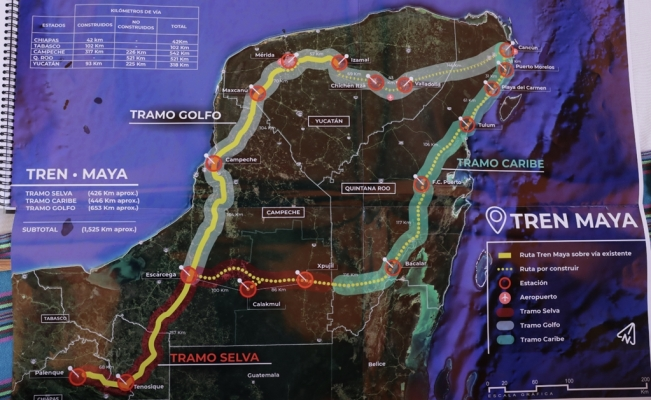 44 peoples of Yucatán ask to be consulted about Mayan Train project
