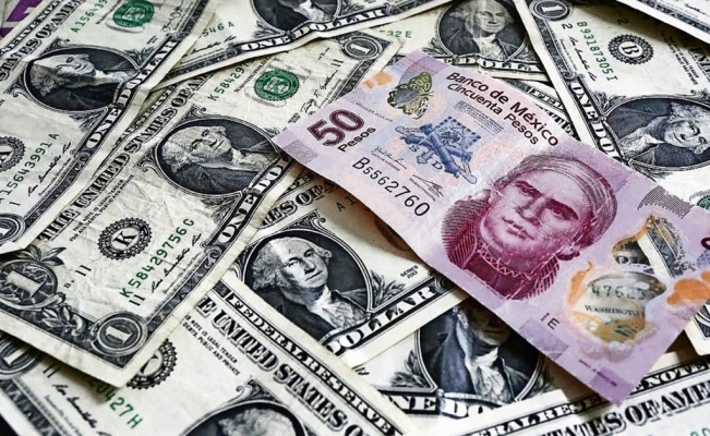 Dollar Today Mexican Peso Gains After Falling To Minimum Since June