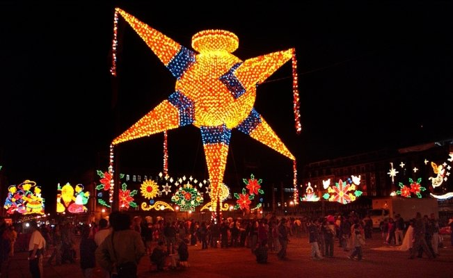 Christmas In Mexico.6 Villages In Mexico To Spend A Holly Jolly Christmas El