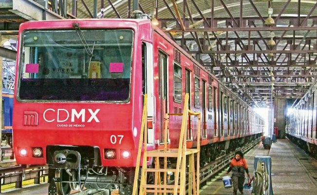 Mexico City's subway: a huge challenge