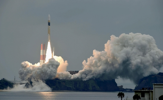Japanese satellite developed by Mexican students launched into space