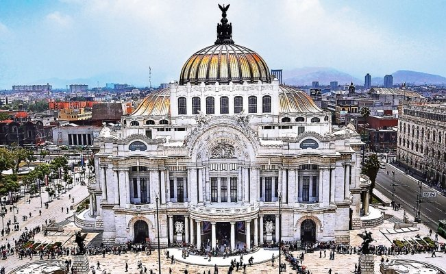 Mexico City, the best place to spend New Year's Eve