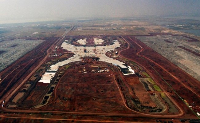 Corruption at the Texcoco airport
