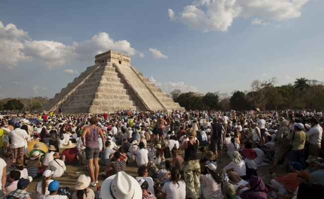 Chichén Itzá: Most popular tourist attraction in Mexico
