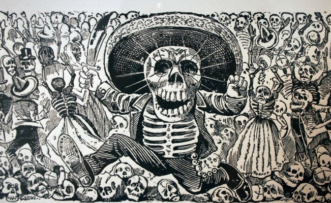 "Guadalupe Posada, the man behind ""La Catrina"""