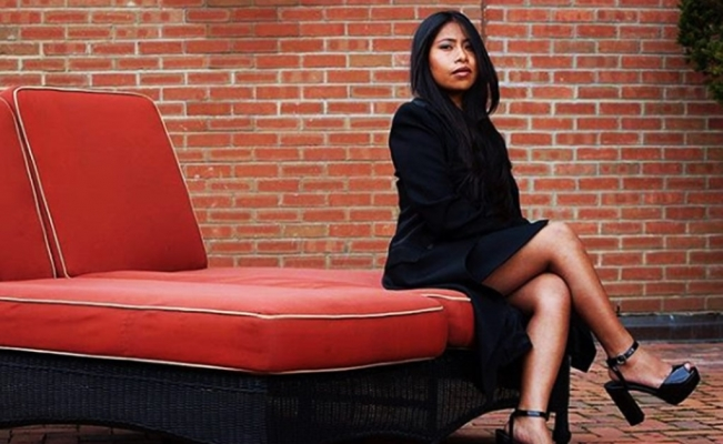Yalitza Aparicio, the Indigenous woman tearing down walls