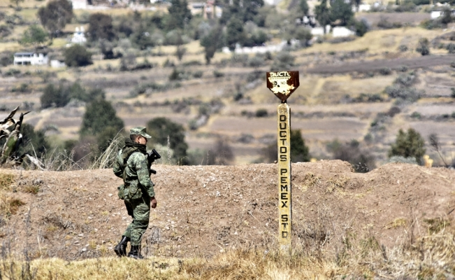 Mexico recovers MXN$34 million worth of stolen fuel