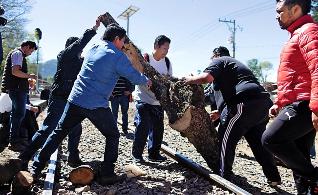 CNTE lifts rail blockades in Michoacán after 28 days of protests