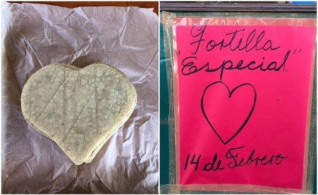 tortillas de corazon