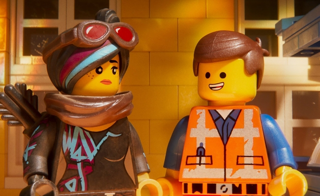 Lego Movie 2: no tan increíble