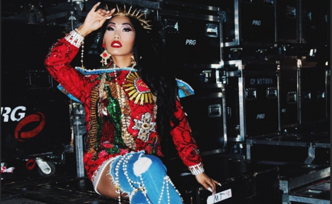 Gia Gunn, the woman taking over the world of drag