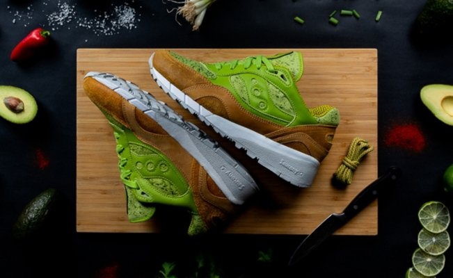 Saucony launches avocado-themed sneakers