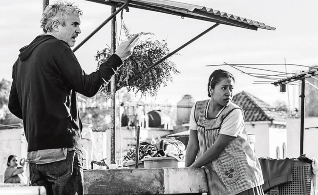 """Roma"" takes over the Oscars"