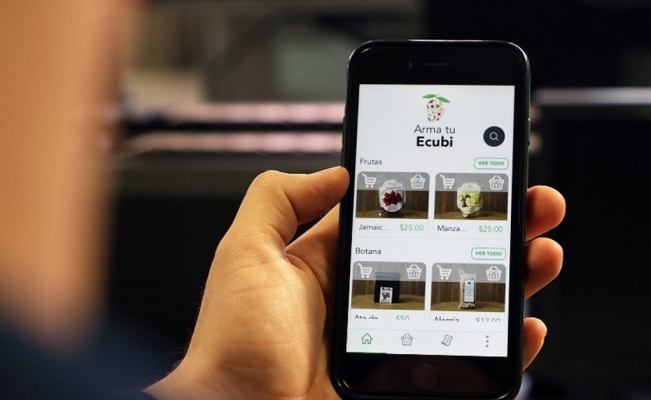 Mexican develops app to reduce food waste