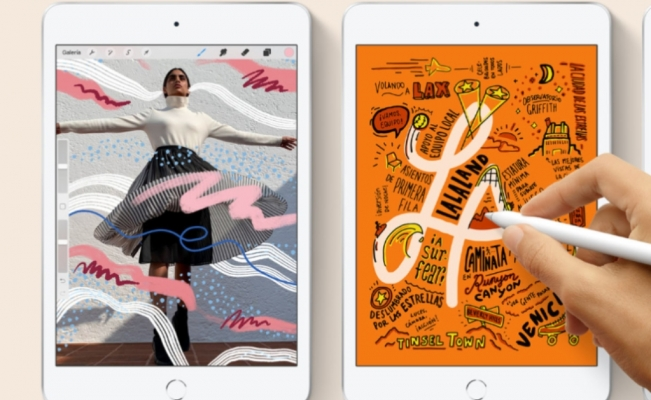 Apple presenta los nuevos iPad Air y iPad mini