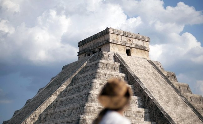 The Spring equinox arrives in Mexico!