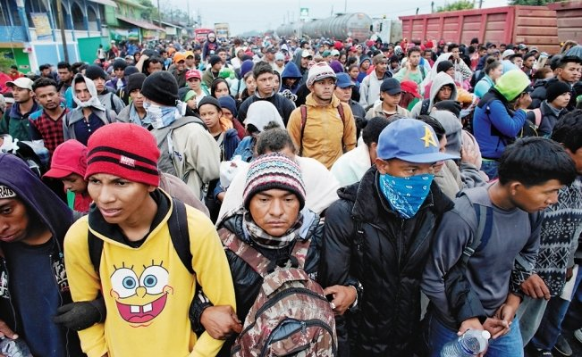 Mexico prepares to receive 'mother of all caravans'