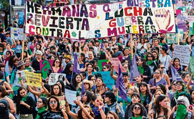 Gender pay gap widens in Mexico's job market