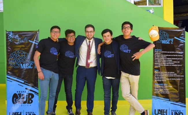 Mexican high school students to participate in Robofest World Championship