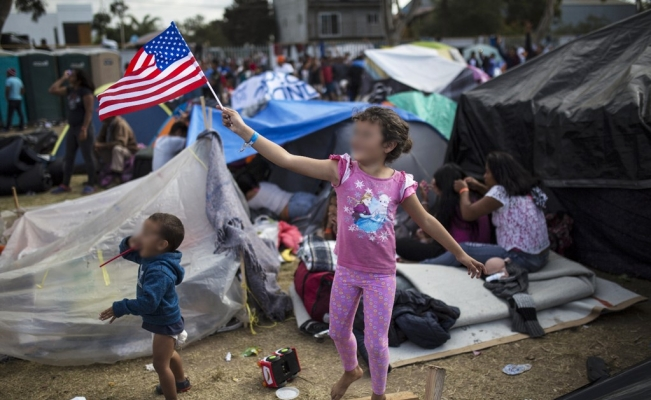 The U.S. plans to house 5,000 migrant children at military bases