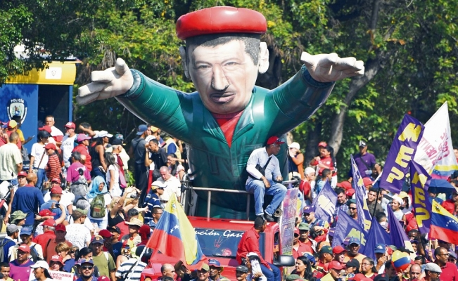 Will Mexico welcome Maduro's loyalists?