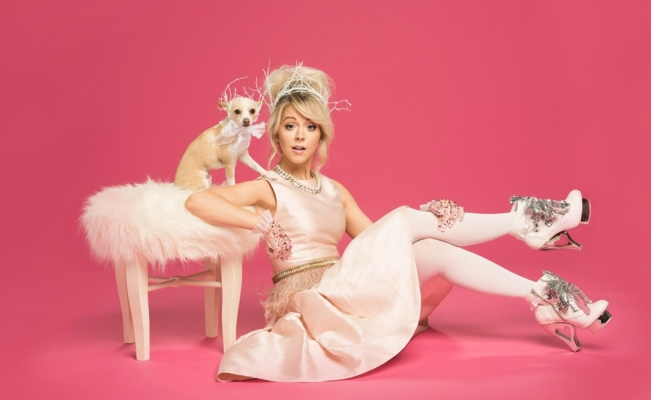 Lindsey Stirling announces concert in Mexico