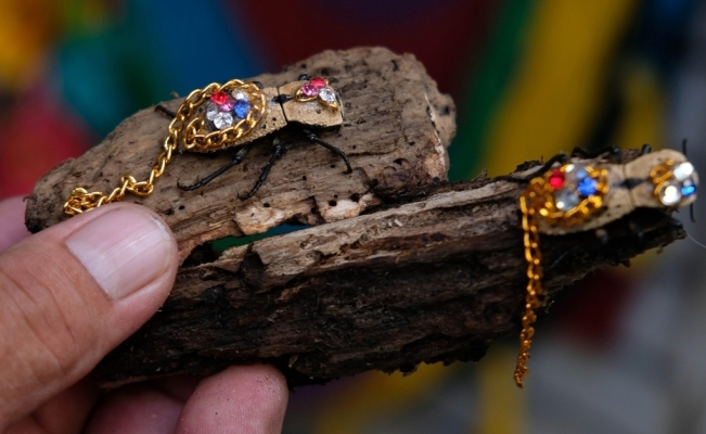 Living Maya jewelry and the legend of a tragic love affair