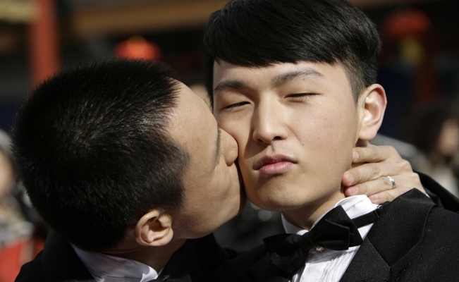 First In Asia: Taiwan passes same-sex marriage bill