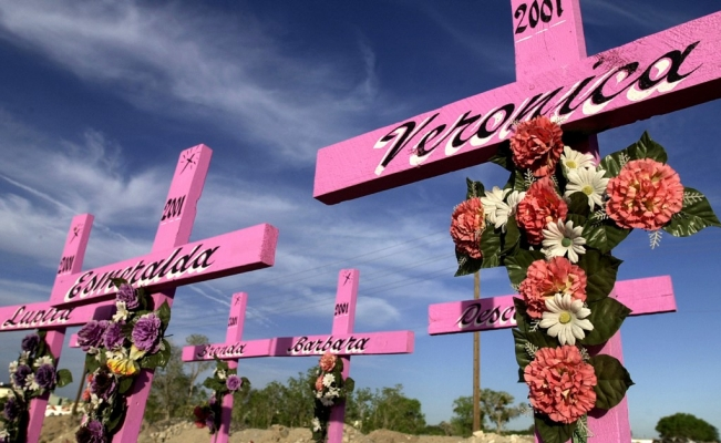 10 women are murdered in Mexico every day