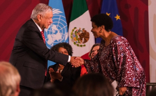 The UN and the EU to help Mexico fight femicide through the Spotlight Initiative