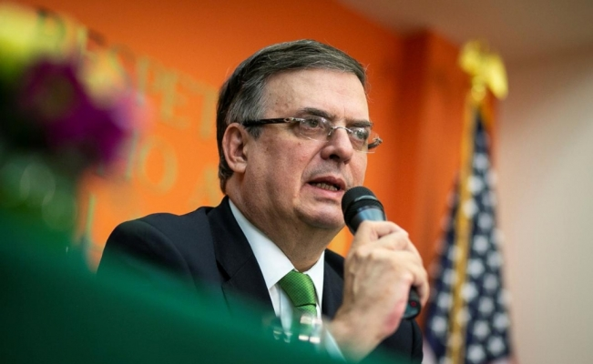 Mexico and U.S. officials meet to discuss tariffs at White House