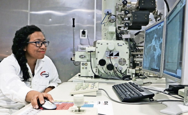 The gender gap expands to science and technology in Mexico