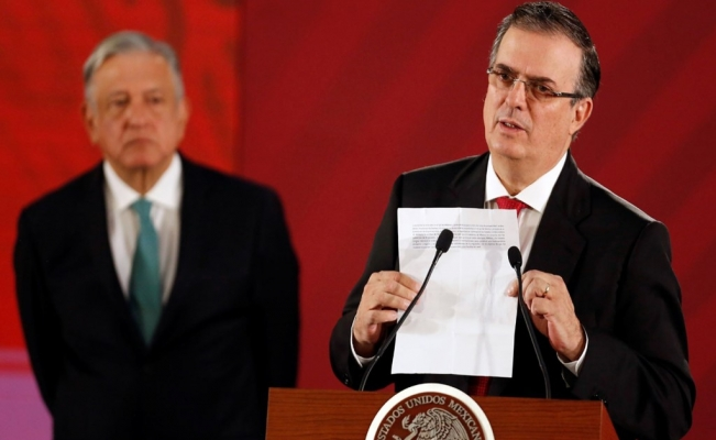 Mexico and the U.S. will review migration measures in 45 days