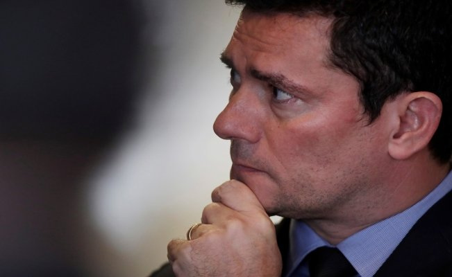 Brazilian Justice Minister Sergio Moro, prosecutors scramble to react to leaked messages