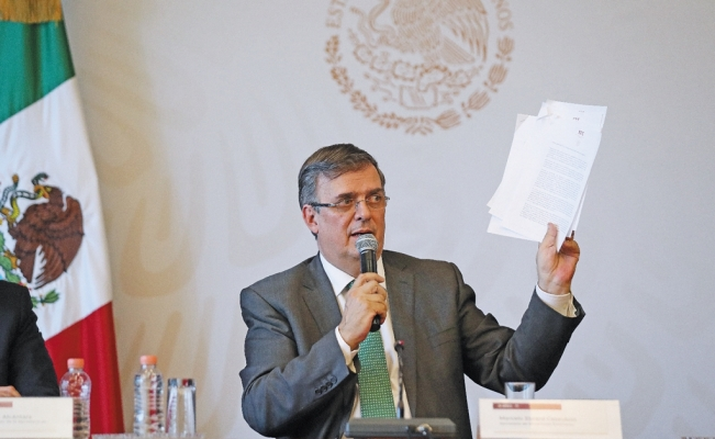 Mexico may consider U.S. 'safe third country' demand after 45 days