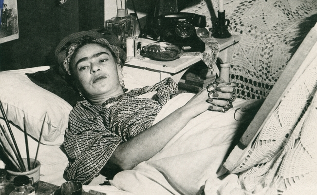 Recording of Frida Kahlo's voice possibly found in Mexico