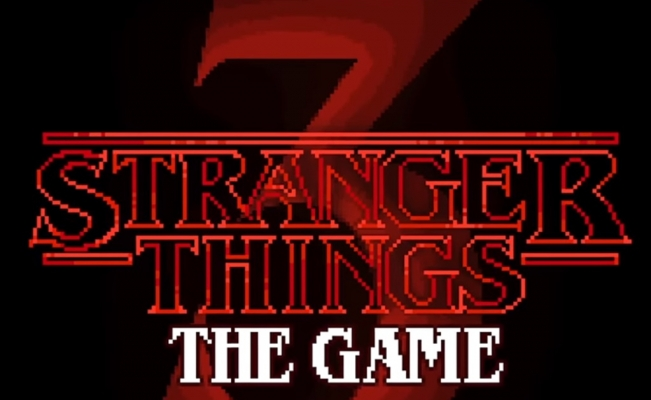 Stanger Things 3 the game